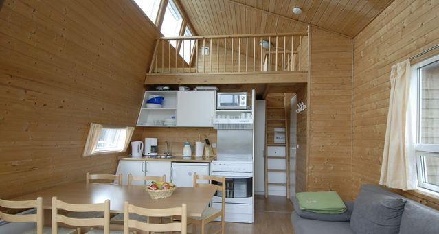Camping cabin 25m2 inside